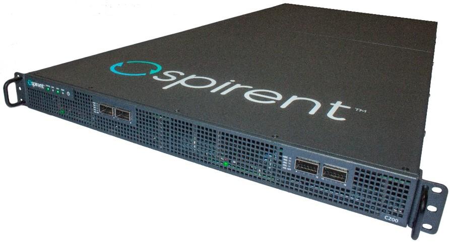 генератор трафика Spirent C200