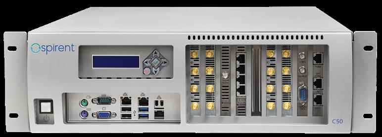 портативный генератор трафика WiFi6 и 10G Ethernet