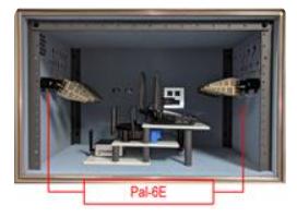 OctoBox Pal-6E smartBox subsystem