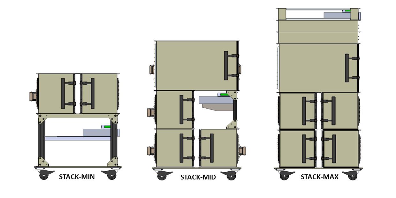 камеры-боксы octoBox для тестирования беспроводных устройств